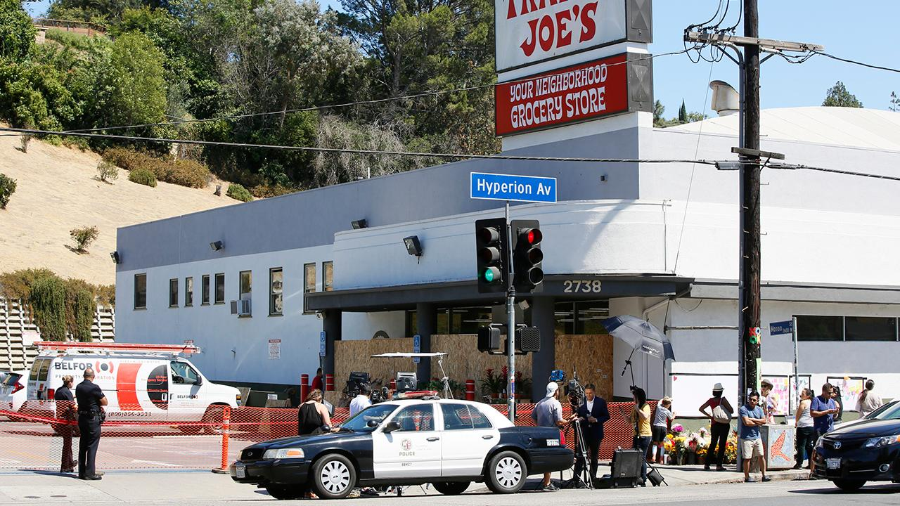 Deadly Trader Joe's standoff started with domestic feud