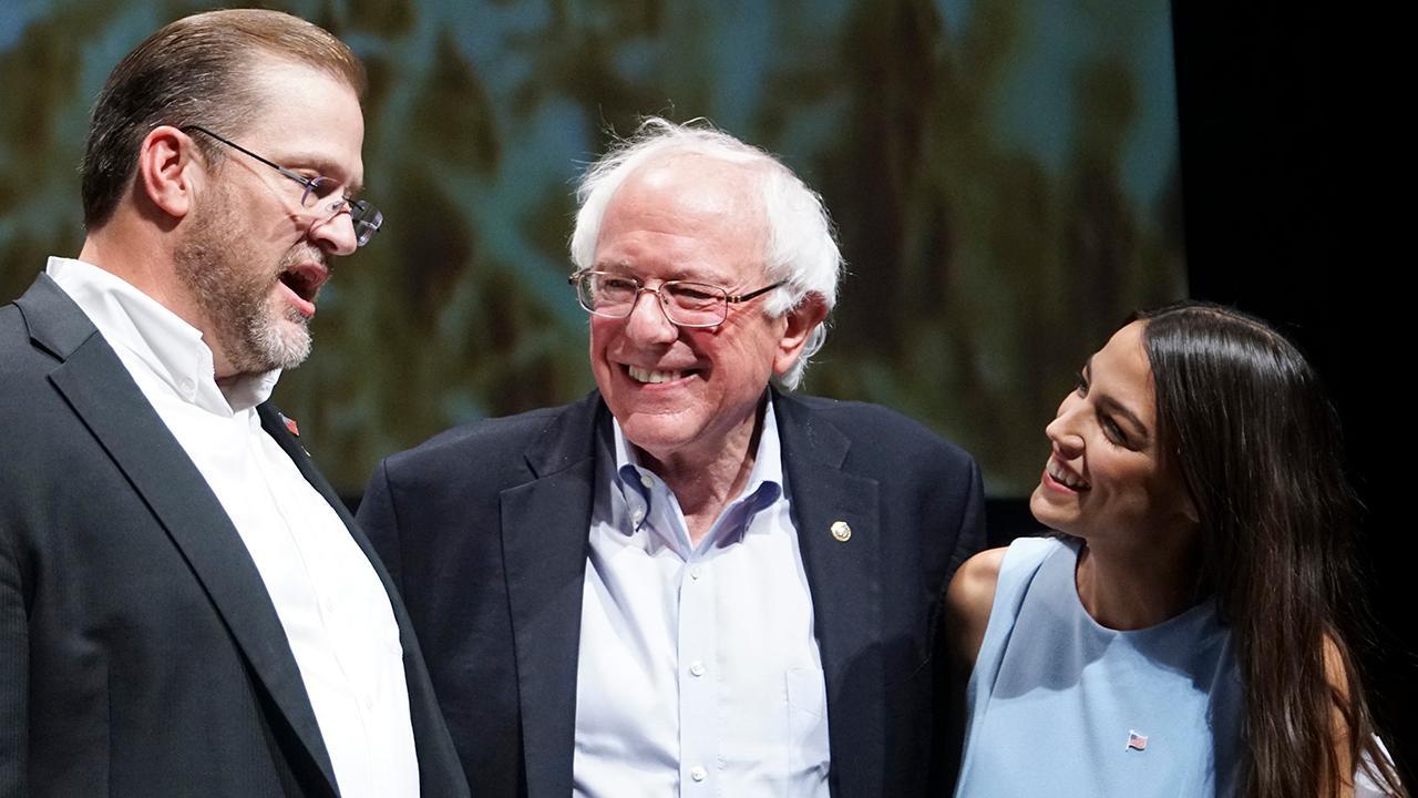 Are Sanders, Ocasio-Cortez now 'mainstream' Democrats?