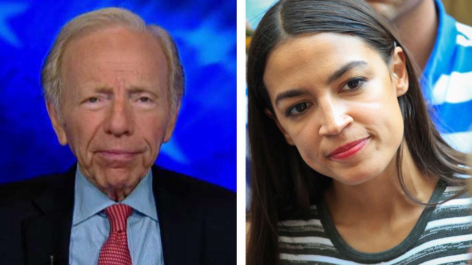 Lieberman: Ocasio-Cortez is more socialist than Democrat