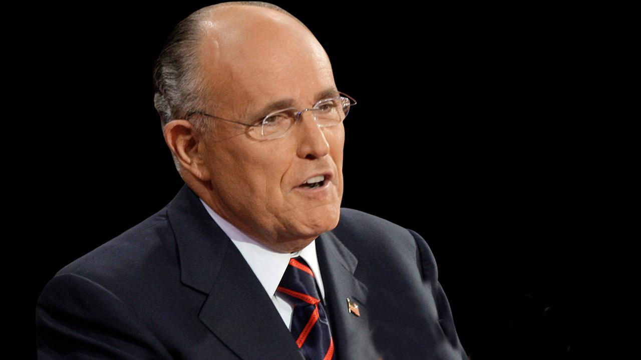 Giuliani wants raw version of Trump, Cohen tape
