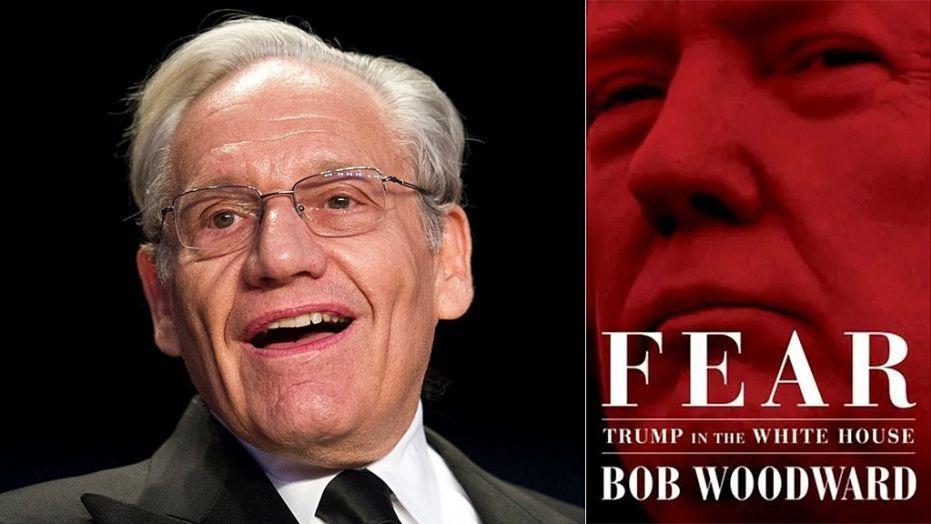 Bob Woodward pens 'Fear,' a looking into Trump's presidency