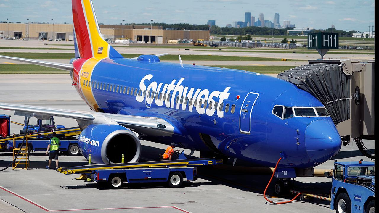 Southwest Airlines is officially peanut-free