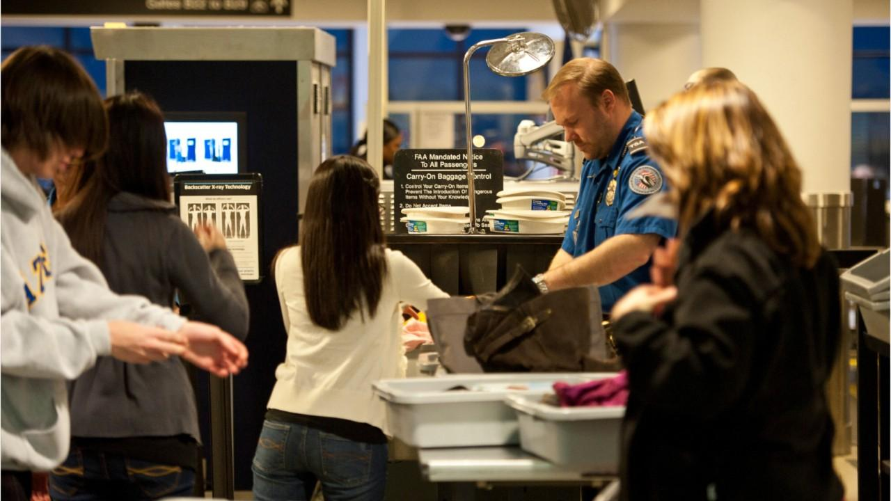 tsa chief confirms 150 smaller airports will not ditch screenings