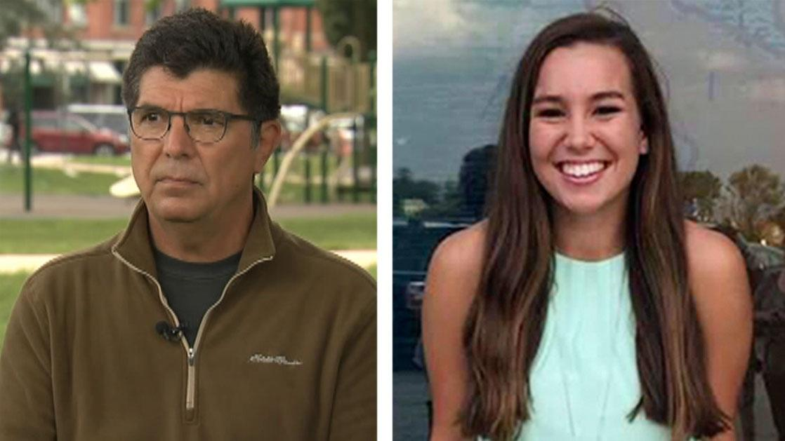 Mollie Tibbetts' dad believes she is with someone she knows