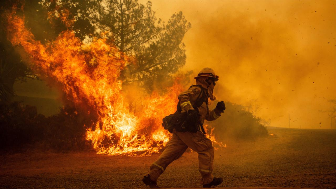 Mendocino Complex fire is largest in California history