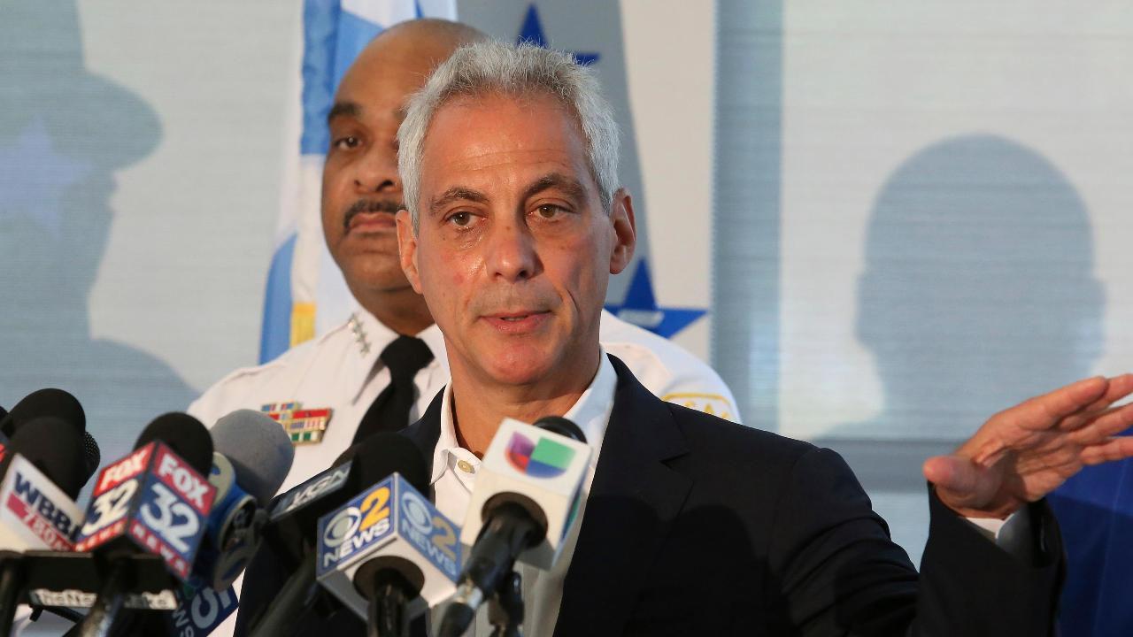 Chicago violence hurts Mayor Rahm Emanuel's political future