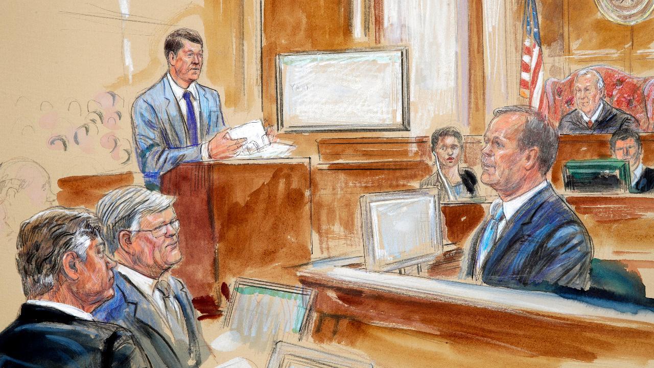 Rick Gates wraps up testimony in Paul Manafort trial