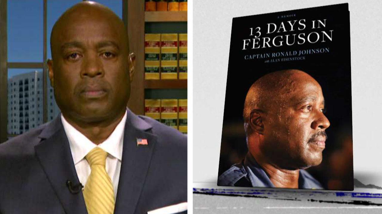 Captain Ron Johnson talks keeping the peace in Ferguson   Fox News Video