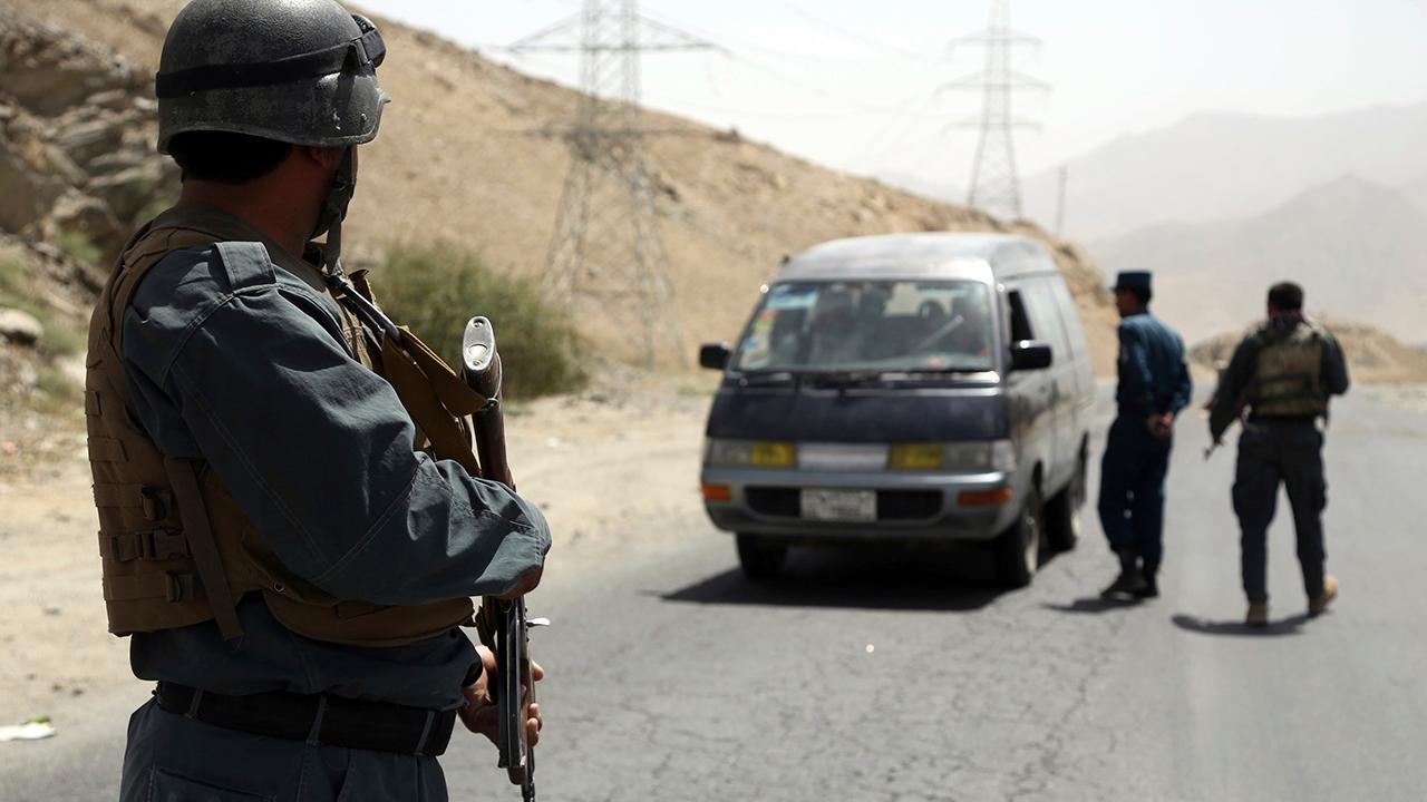 Over 30 soldiers killed in Taliban ambush in Afghanistan