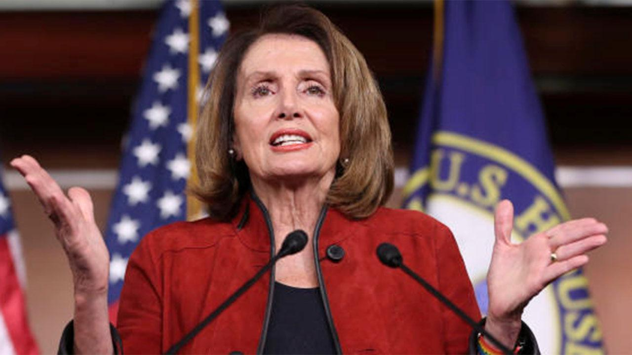Growing number of Democrats voicing opposition to Pelosi