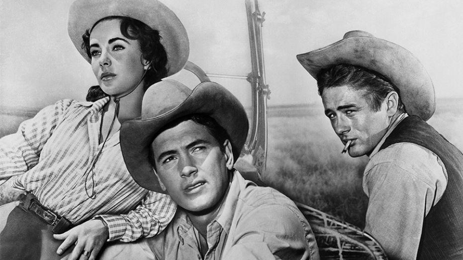 'Giant' Review: 1956 Film   Hollywood Reporter  Giant 1956 James Dean