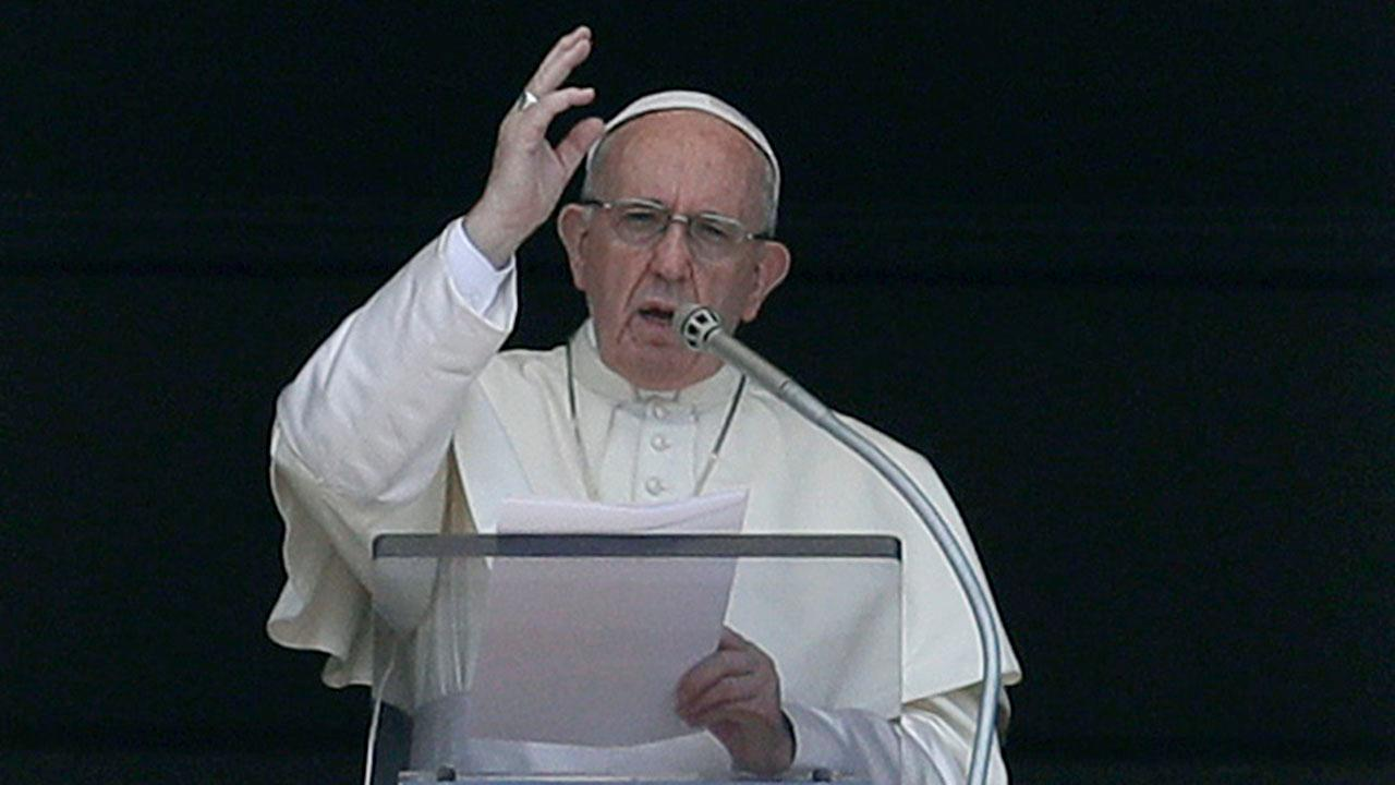 Pope Francis issues rare letter to world's Catholics