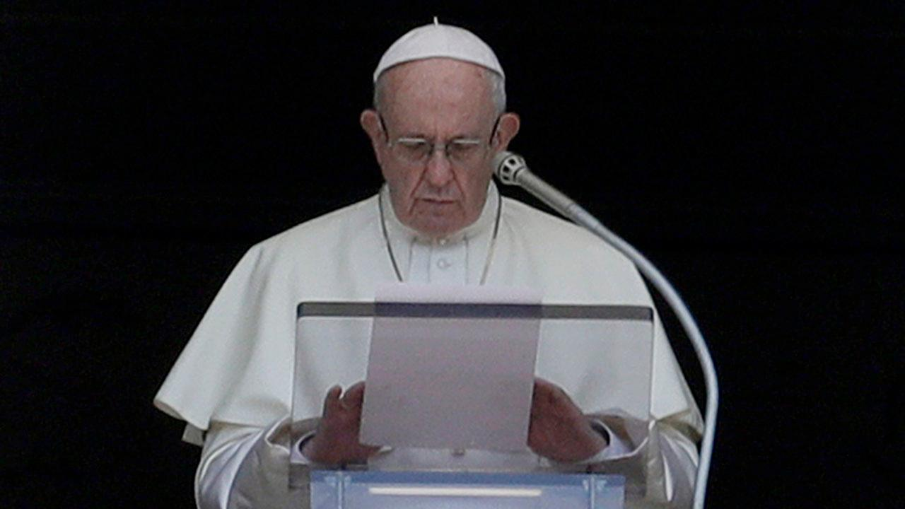 Pope acknowledges 'gravity' of priest sexual abuse report