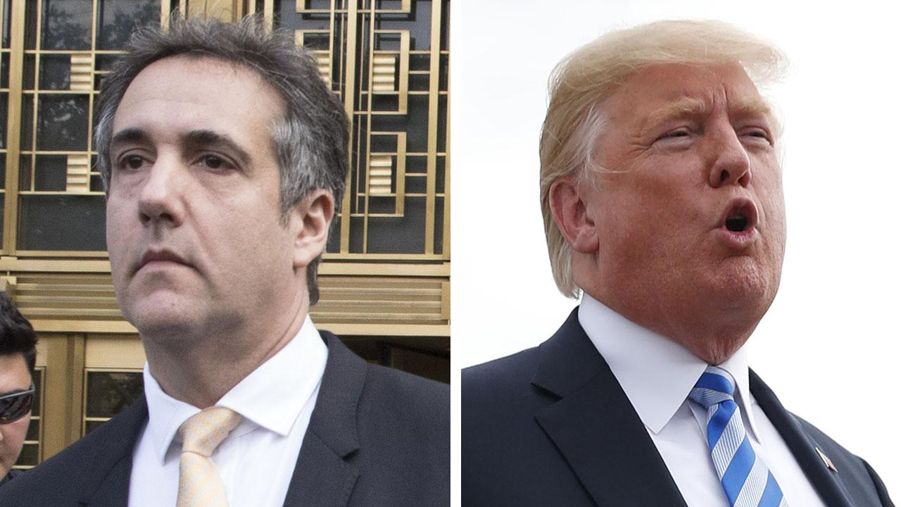 How Cohen plea could be problematic for President Trump