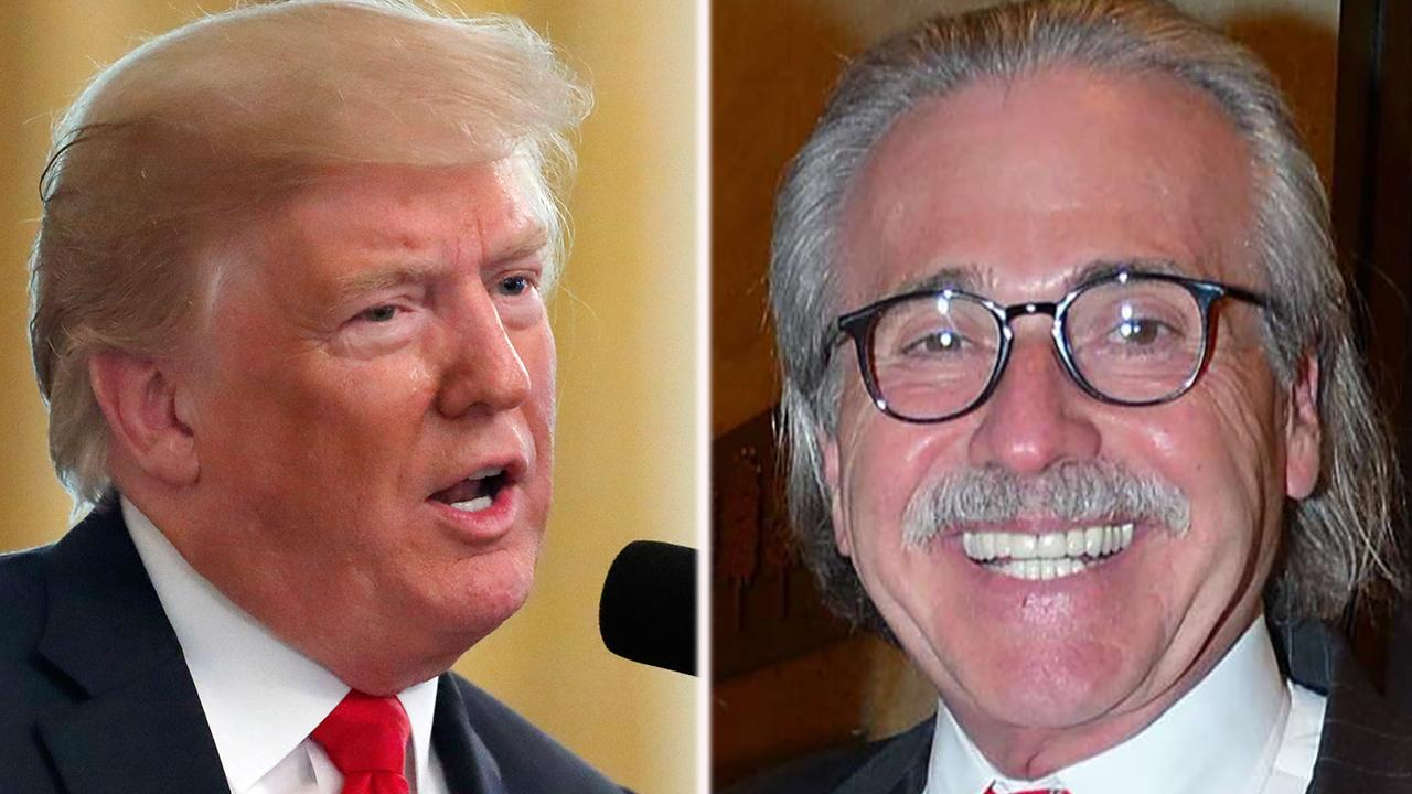 Bill McGurn: Pecker immunity deal is 'bad news' for Trump