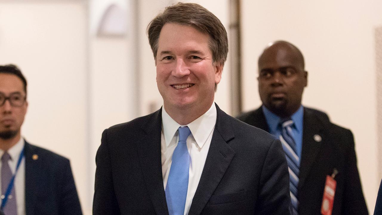 Fox News Poll: Voters split 45-46 percent on confirming Kavanaugh to Supreme Court