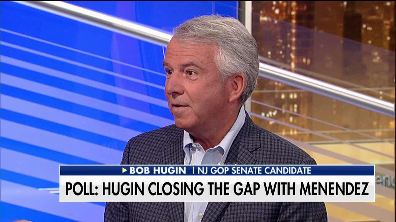 Bob Hugin Blasts Menendez, Sanctuary Cities