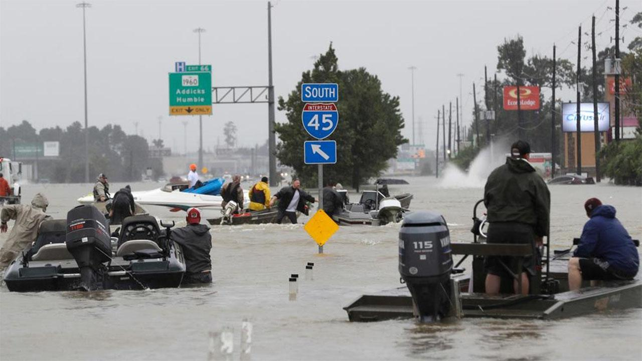Whatever Happened to Hurricane Harvey recovery efforts?