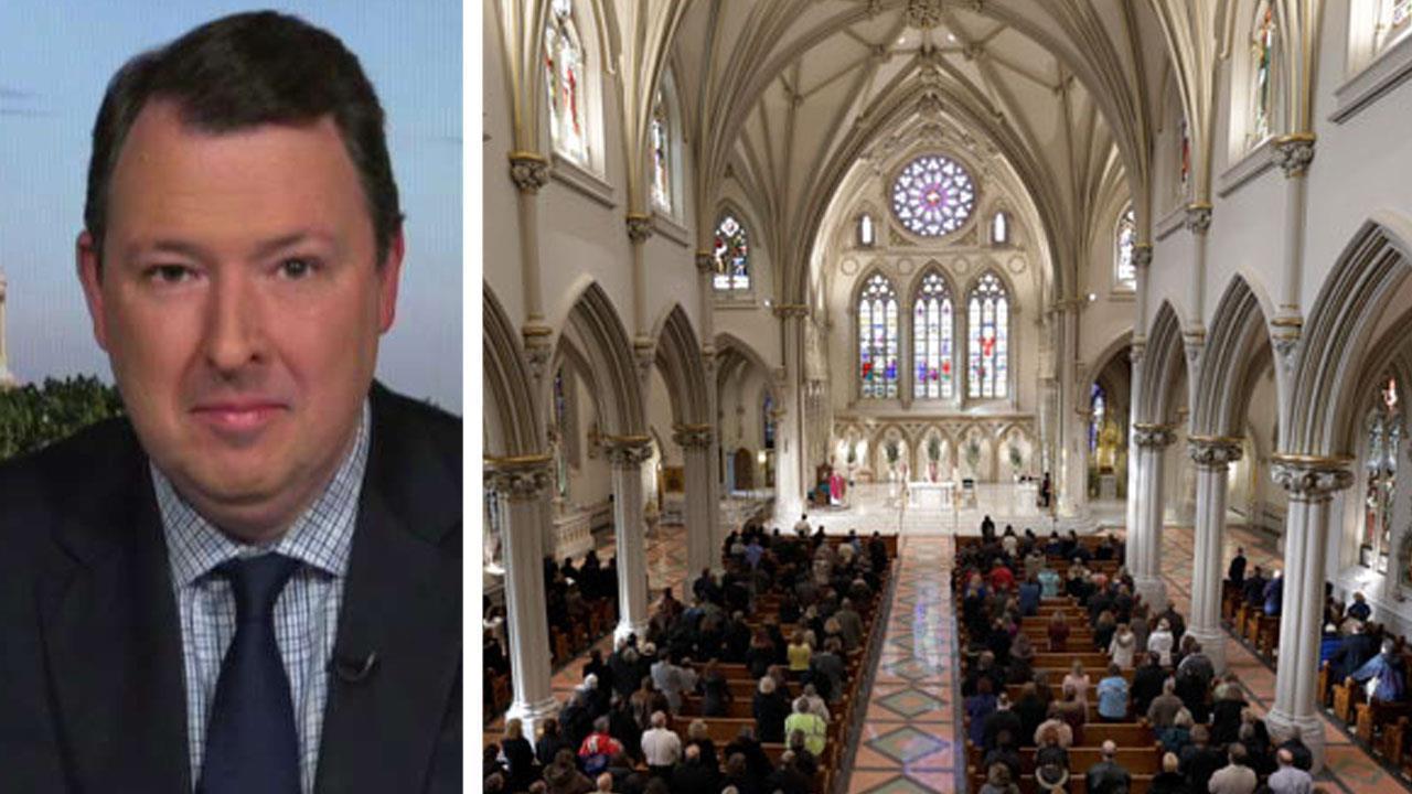 Marc Thiessen: Catholic Church needs a #MeToo moment