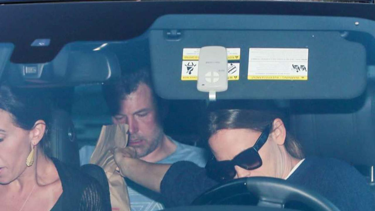 Jennifer Garner takes Ben Affleck to rehab