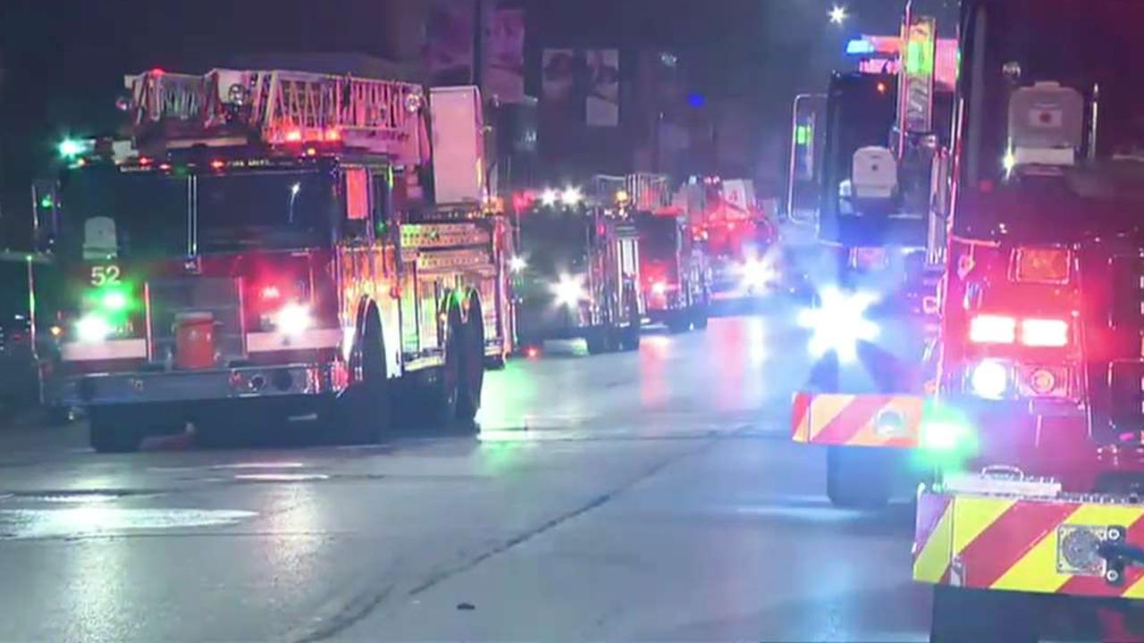 Two adults, six children killed in Chicago house fire
