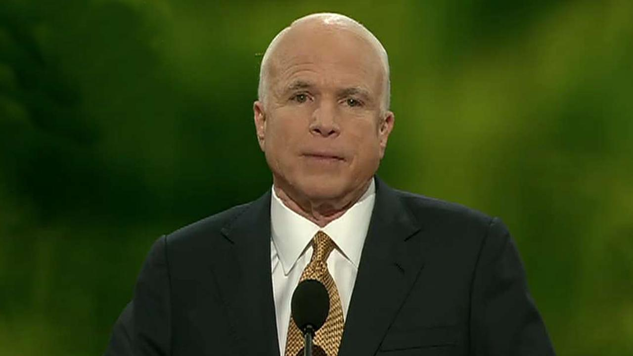 McCain in 2008: More unites us than divides us