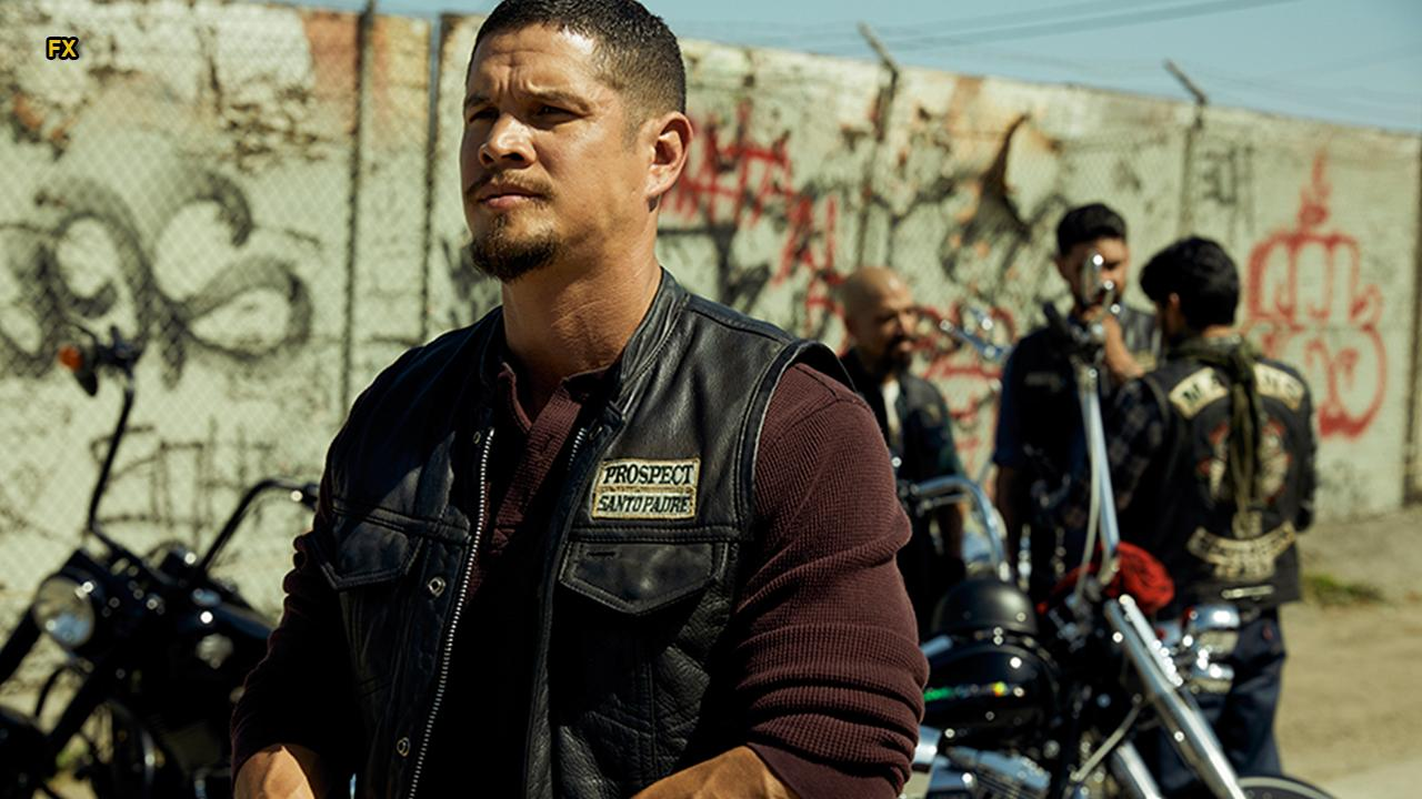 "J.D. Pardo as Ezekiel ""EZ"" Reyes in Mayans M.C., spin-off of Sons of Anarchy"