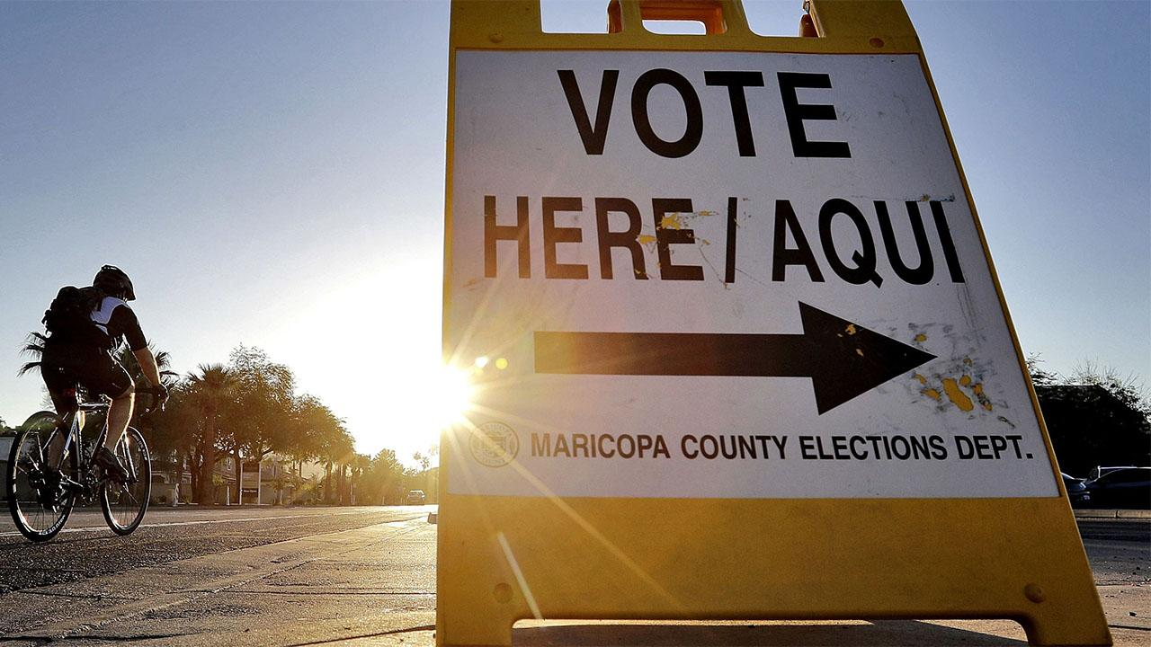 Technical issues may extend polling hours in Arizona