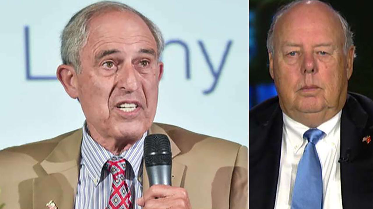 Ex-Trump attorney on Lanny Davis' 'despicable' behavior