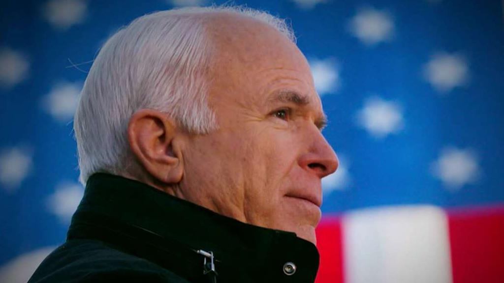Notable Quotables from primary contests to McCain tributes