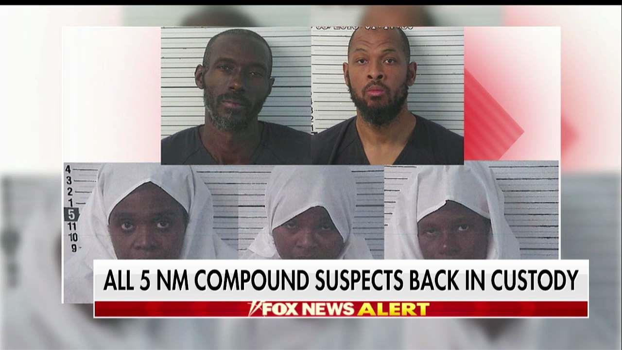 New Mexico Compound Suspects Arrested: Former FBI Agent Reacts