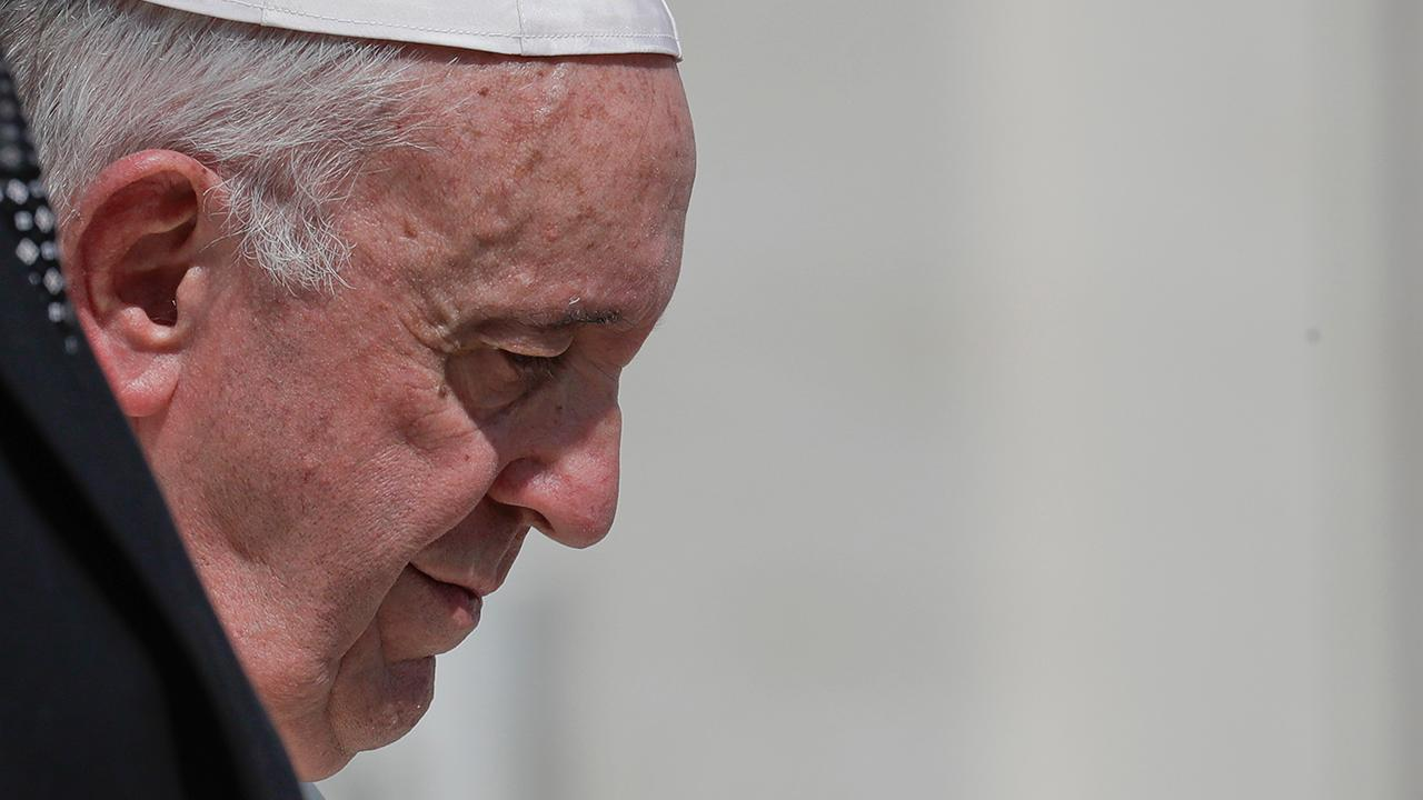 Media's role in accusations against pope