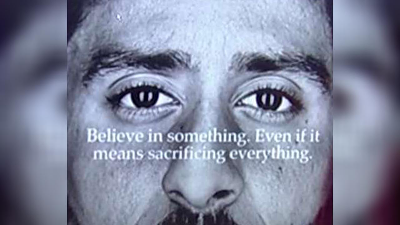 Nike ad under fire