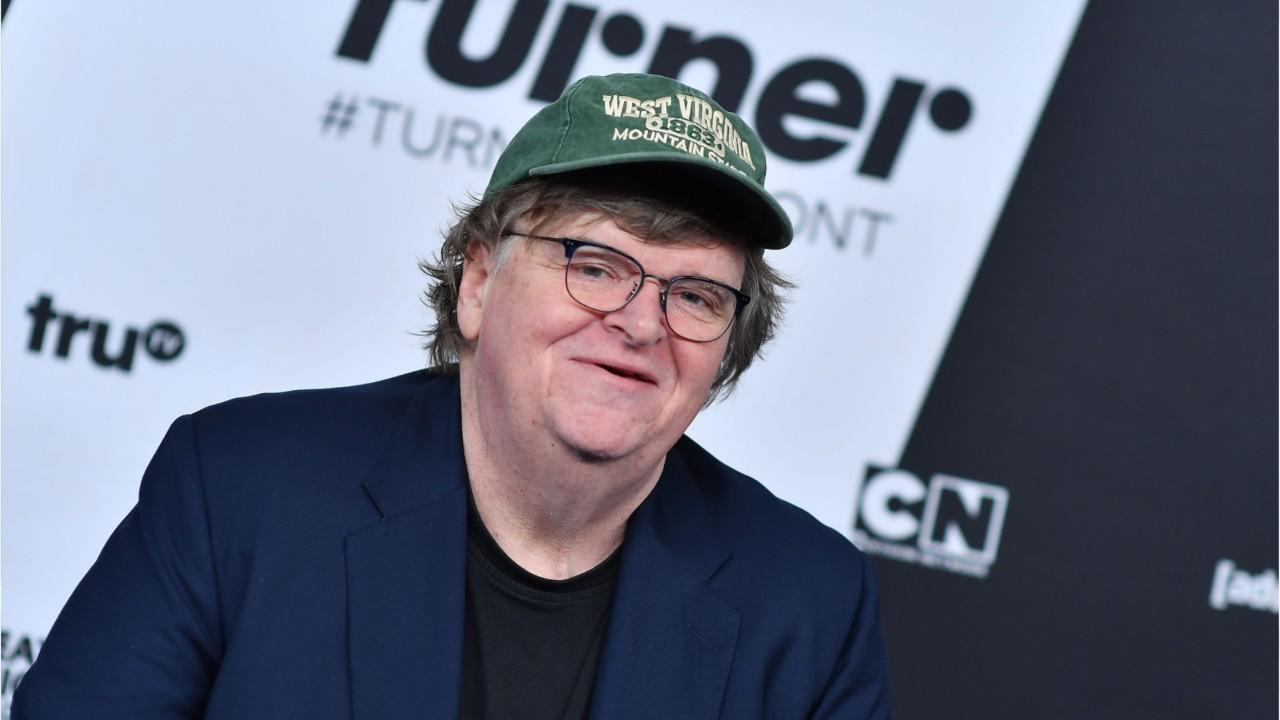 Filmmaker Michael Moore blames Gwen Stefani for Trump