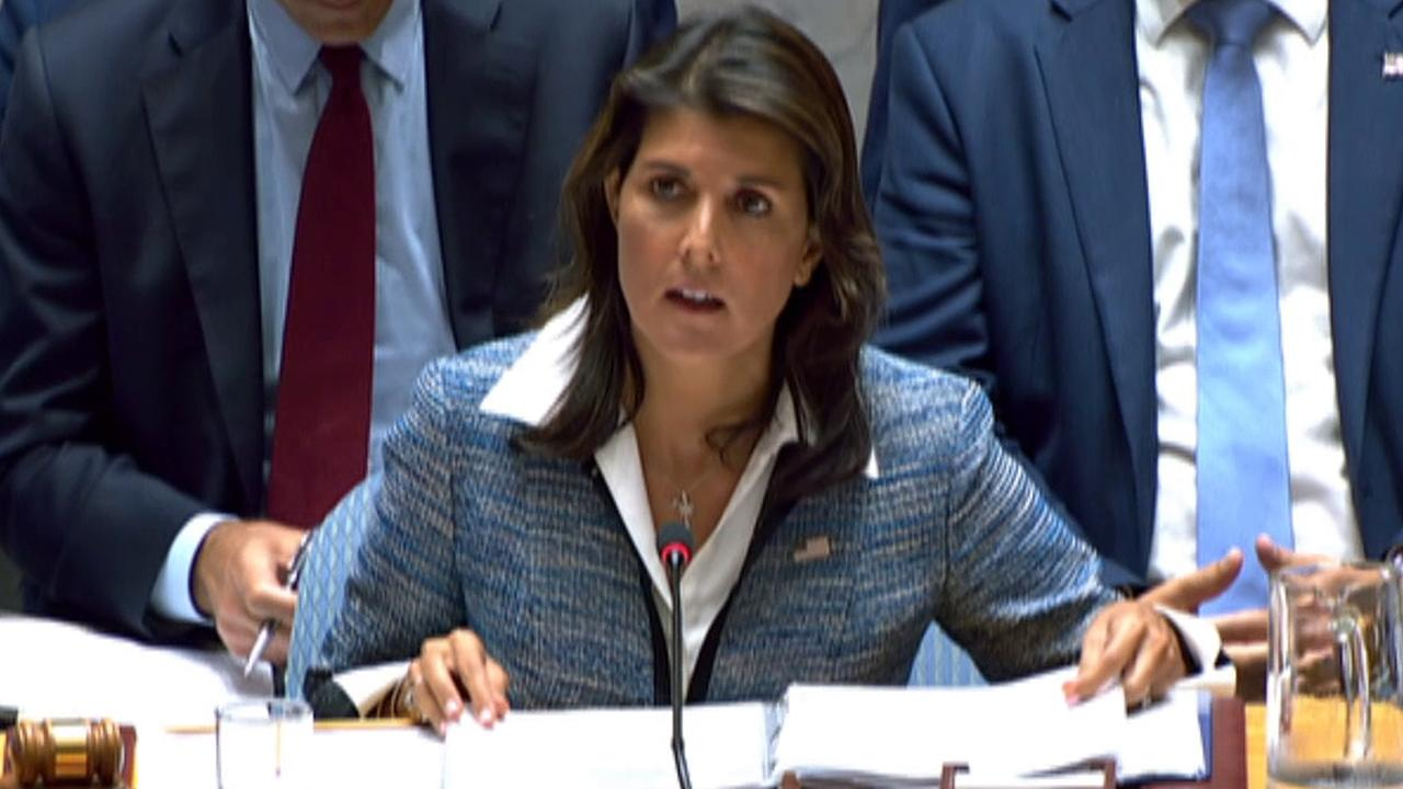 Nikki Haley voices her concerns over Nicaragua