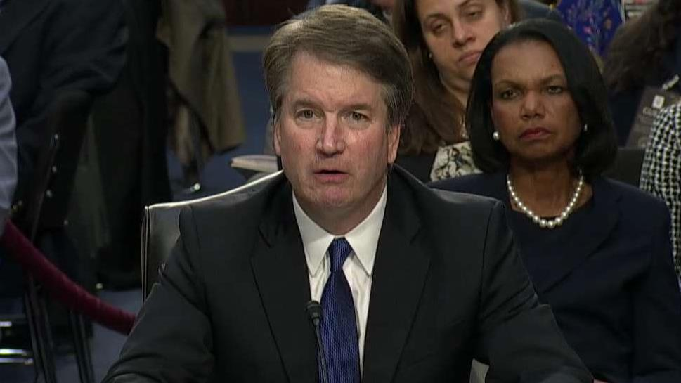 Notable Quotables from the Kavanaugh hearings