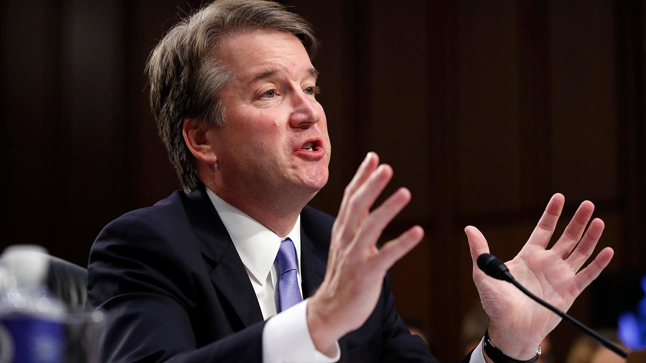 What was revealed about Kavanaugh during SCOTUS hearings?