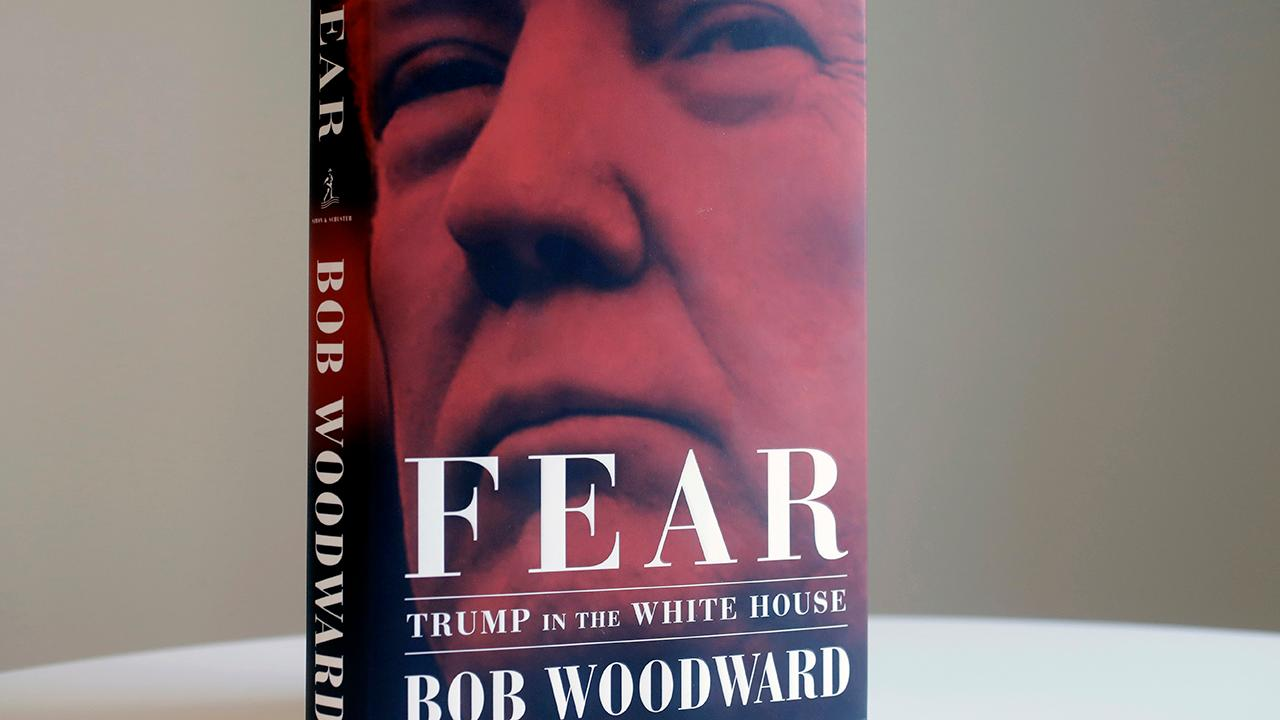 Woodward book under attack