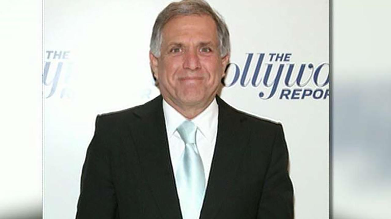 Report: CBS' Moonves to step down amid sex abuse claims