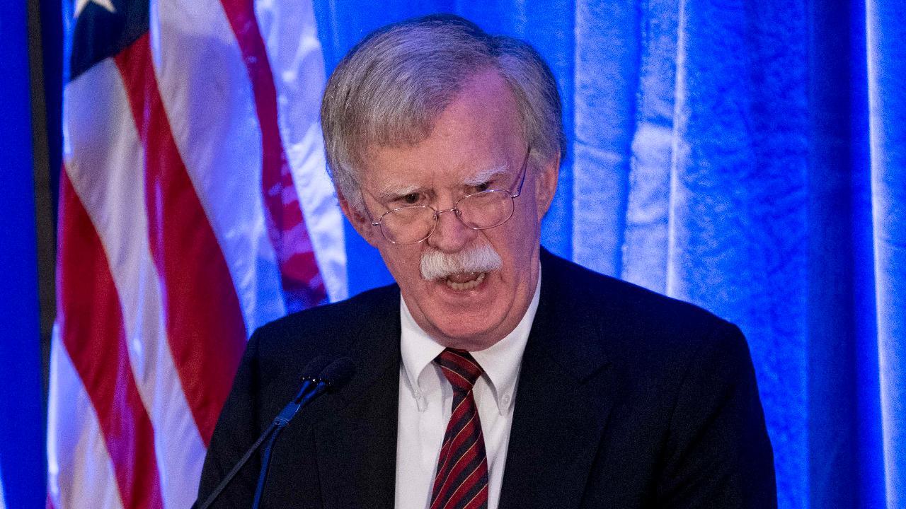 Bolton announces plan to close PLO office in Washington