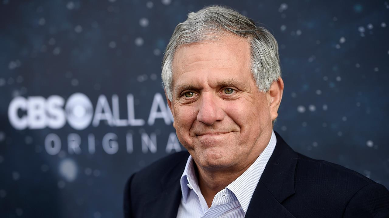 Les Moonves denies allegations of sexual misconduct