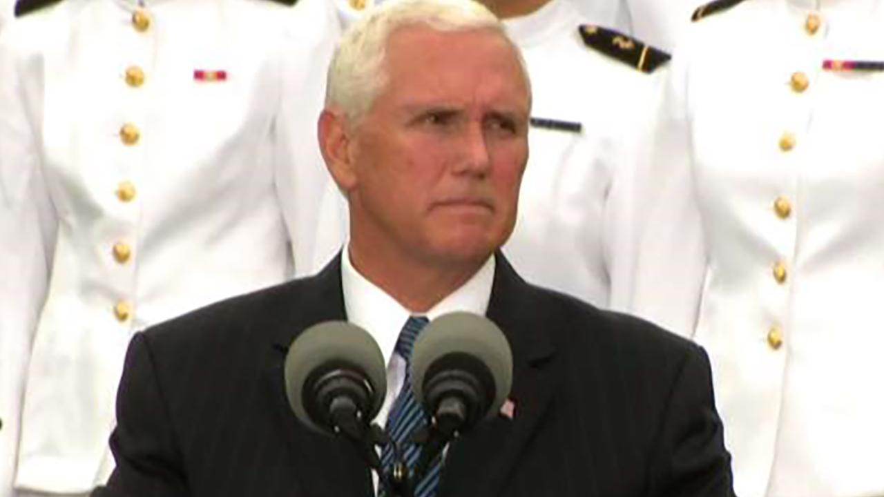 Pence honors lives lost on and after 911 at the Pentagon