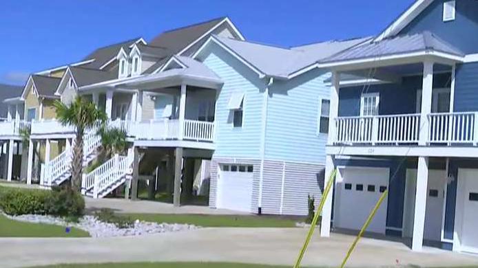North Carolina residents underestimating Hurricane Florence?