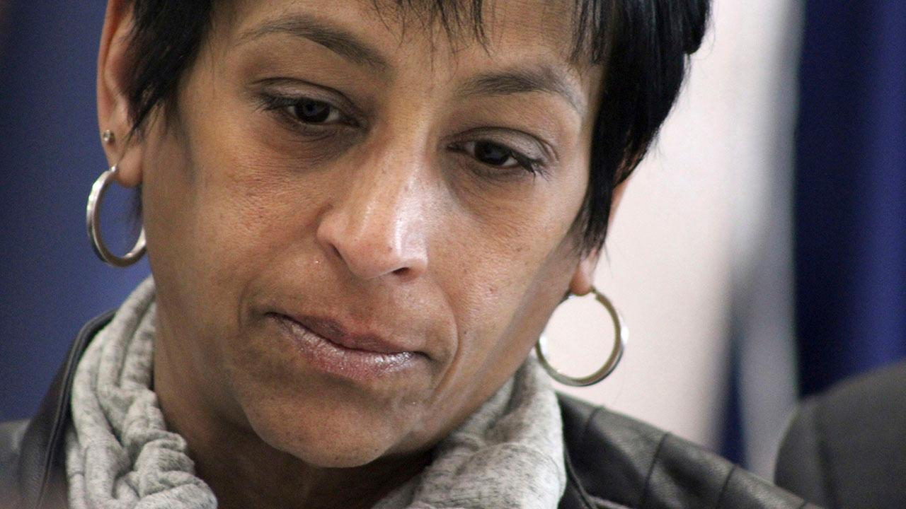 Mother of MS-13 victim killed at daughter's memorial site