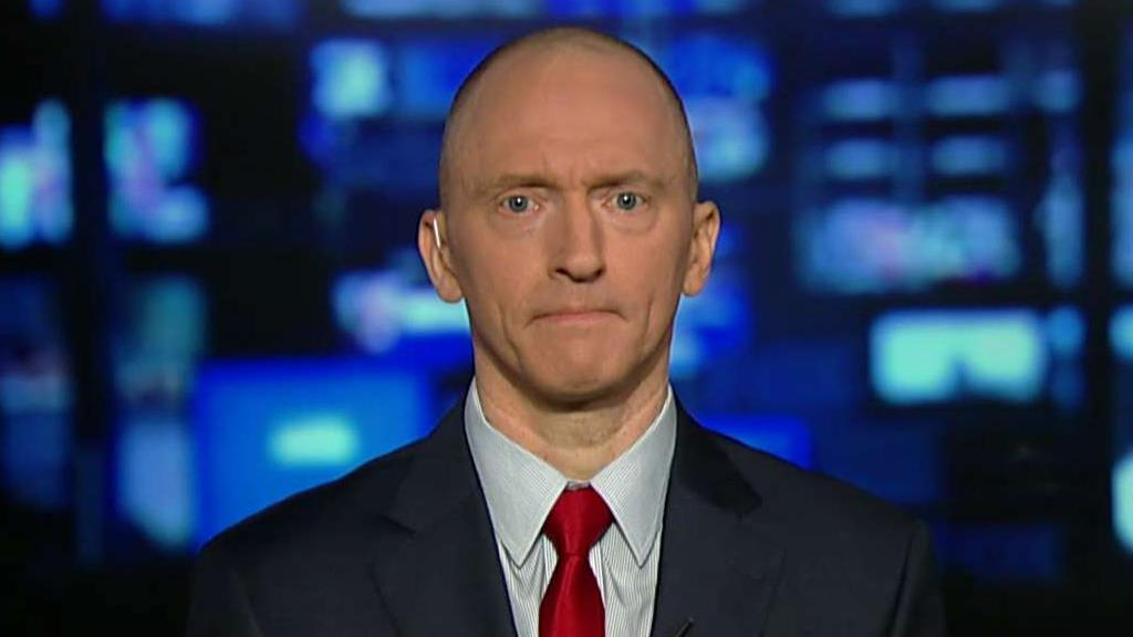 Carter Page reacts to calls to declassify FISA documents