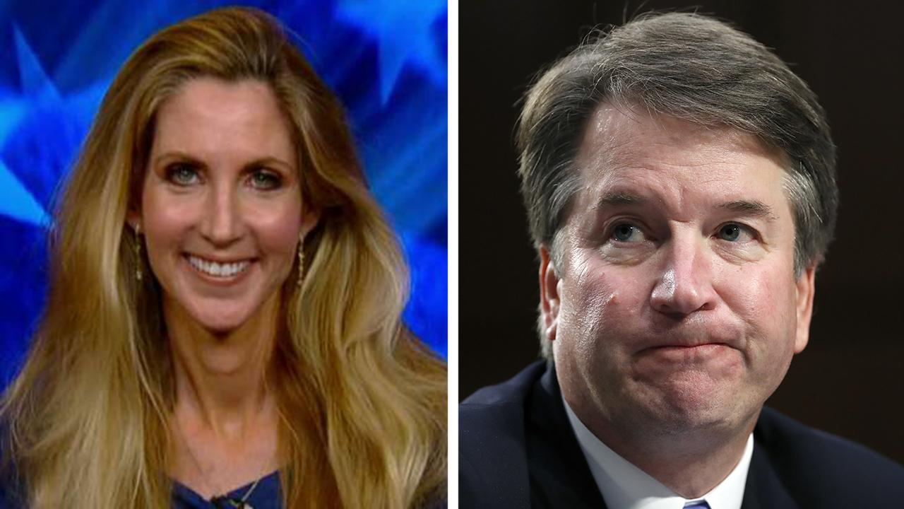 Ann Coulter on left's meltdown over Kavanaugh allegation