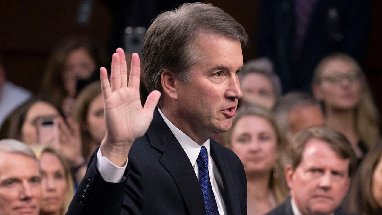 Kavanaugh accuser wants FBI to probe before she testifies