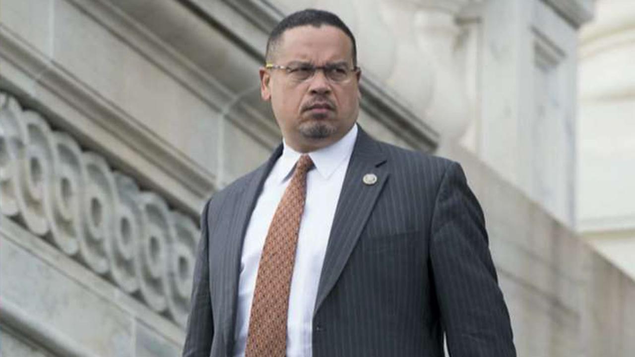 Are Democrats ignoring Keith Ellison's accuser?