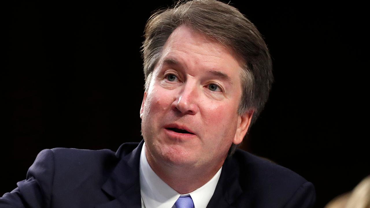 Kavanaugh's accuser calls for FBI investigation