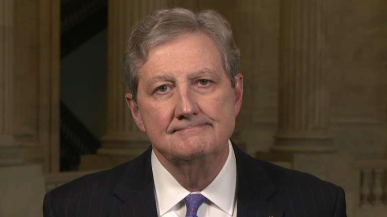 Sen. John Kennedy on meeting Kavanaugh accuser's requests
